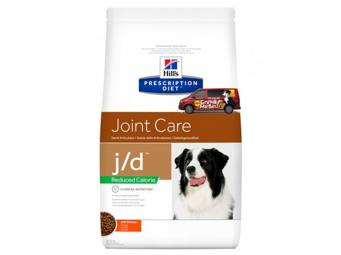 Hills canine diet jd reduced calorie