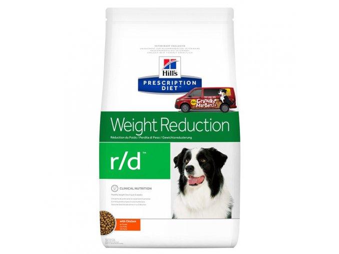 Hills canine diet rd