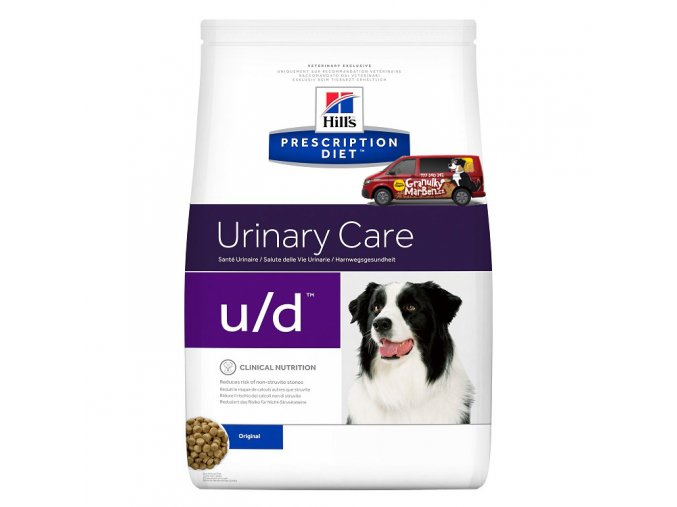 Hills canine diet ud