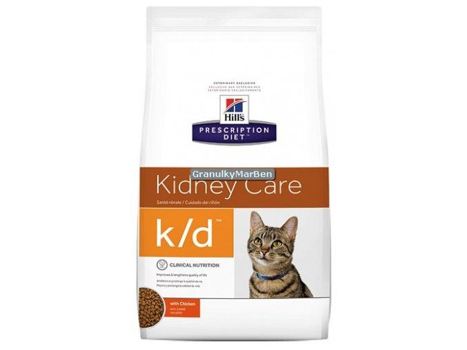 Hills Feline diet kd