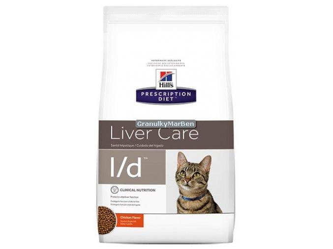 Hills Feline diet ld