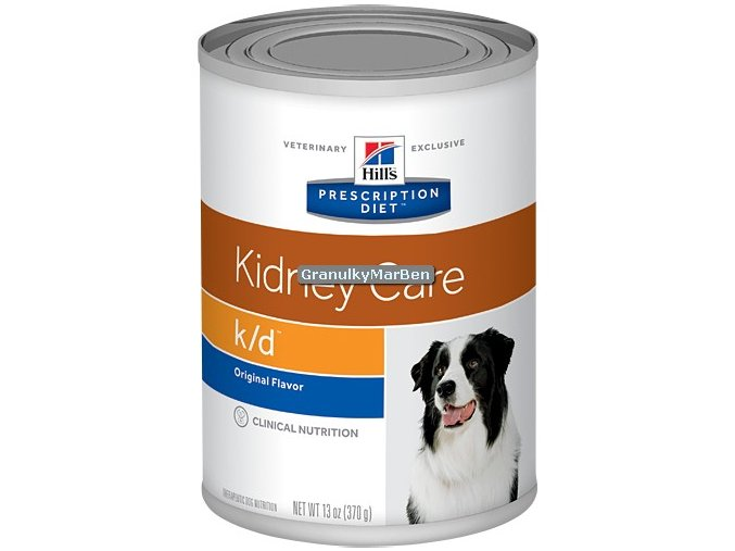 Konzerva Hills Canine Diet kd