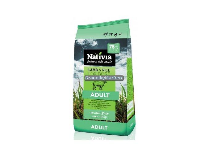 Nativia Adult Lamb