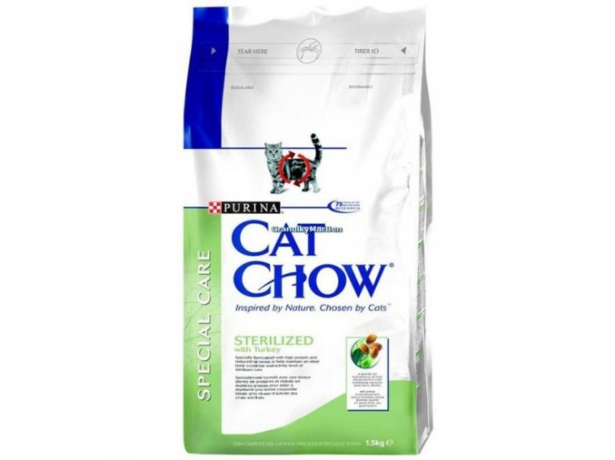 Purina Cat Chow Special Care Sterilized 15kg