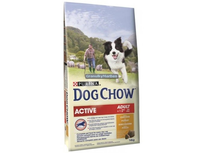 Dog Chow Active Chicken
