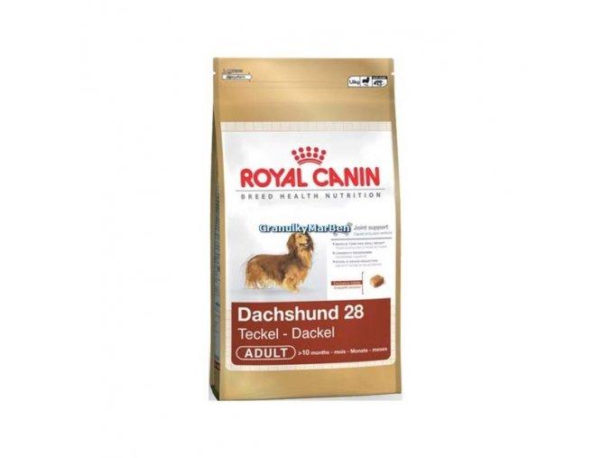 Royal Canin Dachshund Adult (Jezevčík) 500g