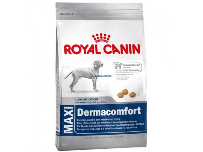 Royal Canin Dog Maxi Dermacomfort 12kg