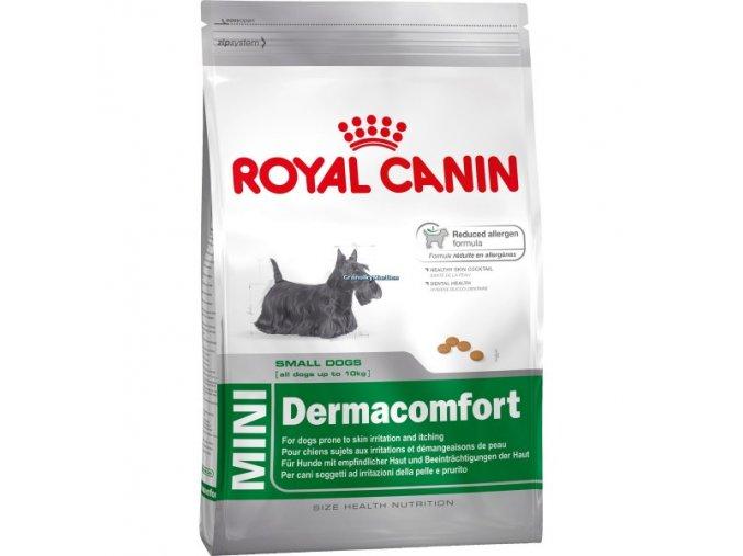 Royal Canin Dog Mini Dermacomfort 10kg