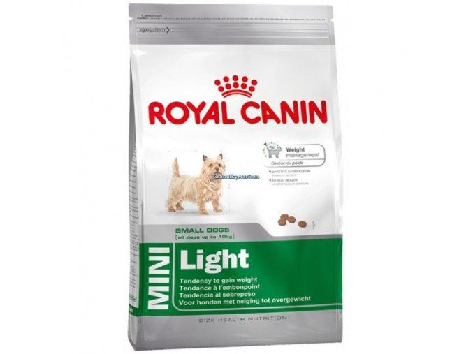 Royal Canin Dog Mini Light 800g