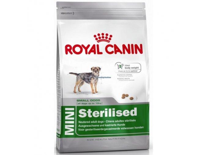 Royal Canin Dog Mini Sterilised 8kg