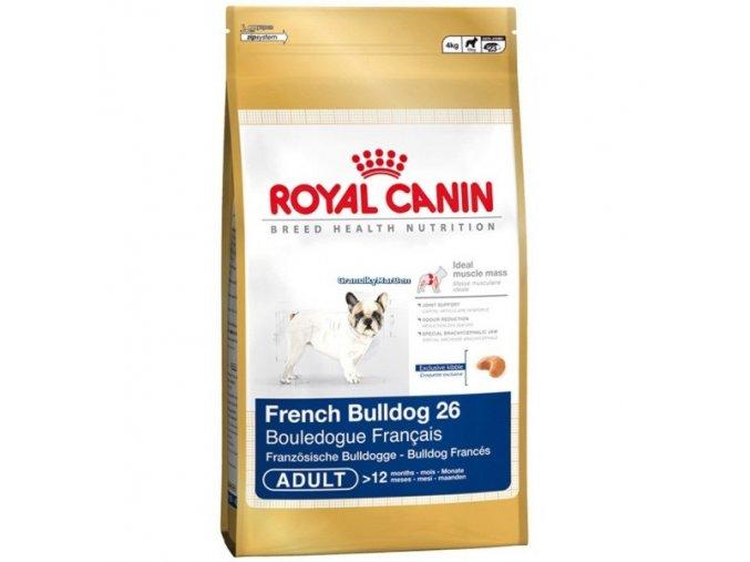 Royal Canin French Bulldog Adult (Francouzský buldoček) 3kg