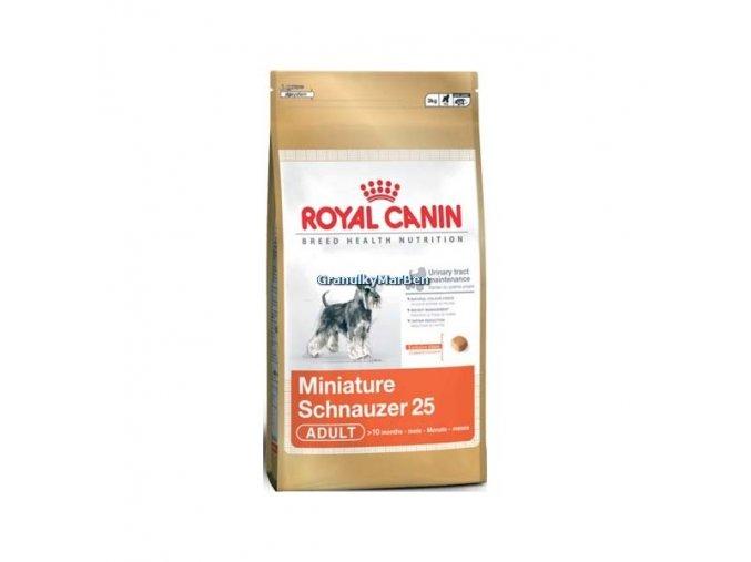 Royal Canin Schnauzer (Knírač) 500g