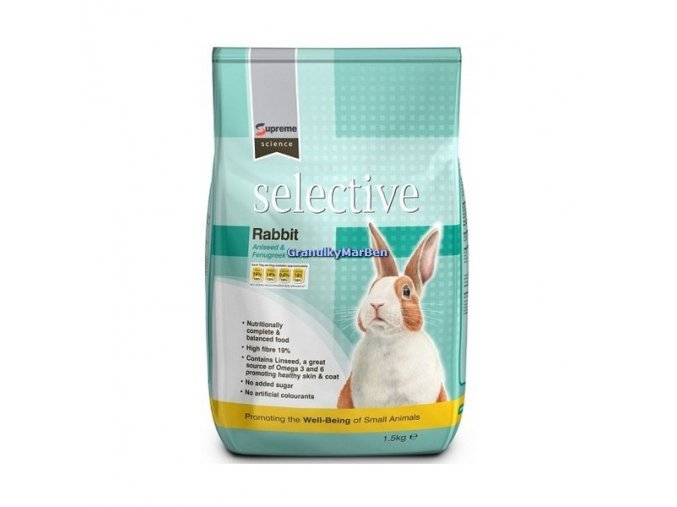 Supreme Selective Rabbit Adult (Králík) 350g
