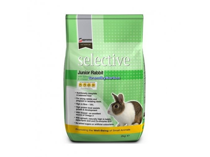 Supreme Selective Rabbit Junior (Králík) 1,5kg