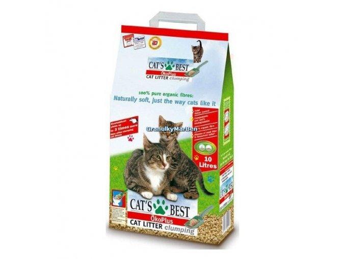 Cat's Best Öko Plus 5l/2,25kg