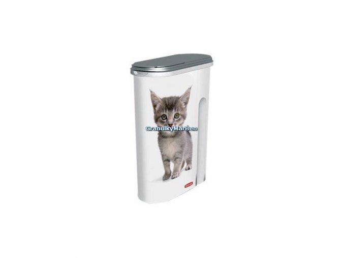 Curver Kontejner na granule pro kočky 2l 1,5kg