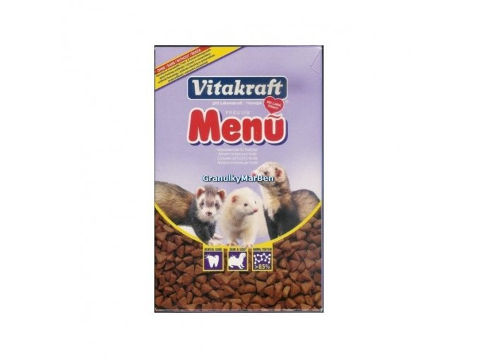 Vitakraft Menu Ferret 600g