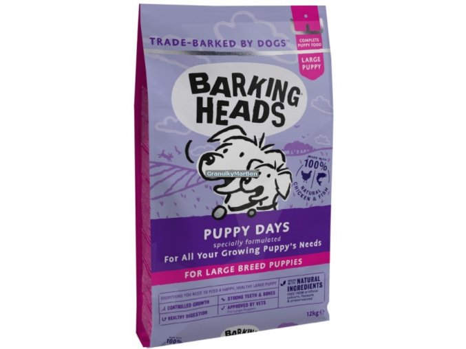 Barking Heads Large Breed Puppy Days