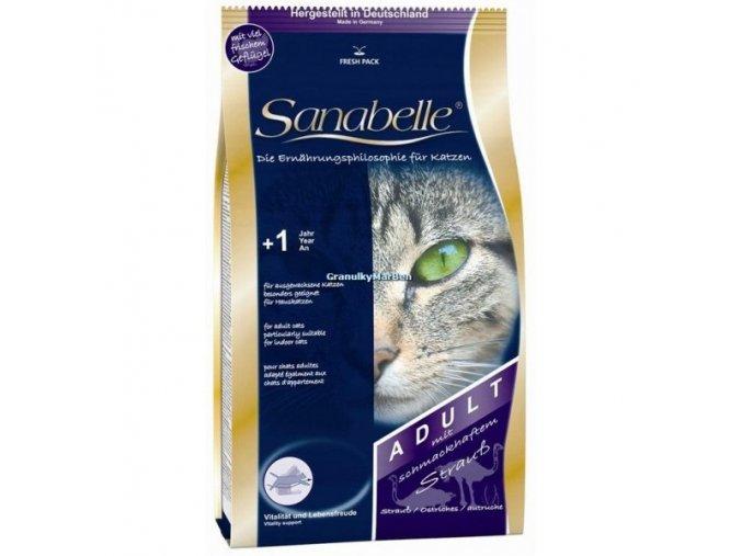 Bosch Cat Sanabelle Adult Pštros 10kg