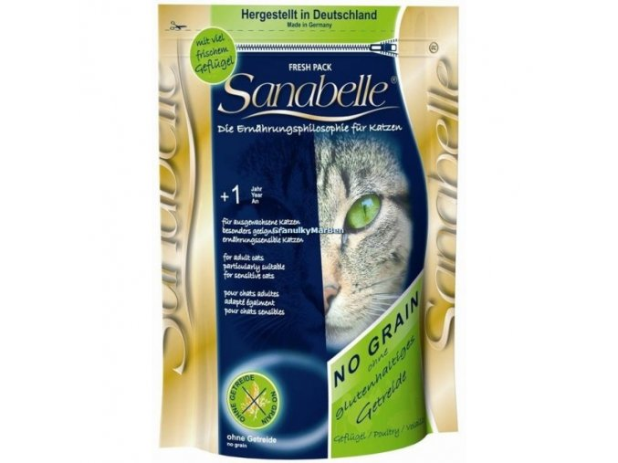 Bosch Cat Sanabelle Adult No Grain 2kg