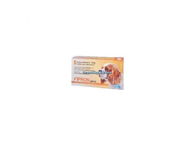 Fipron Spot-On Dog S 1x0,67ml
