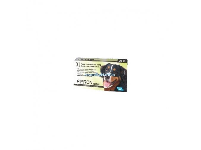 Fipron Spot-On Dog XL 1x4,02ml