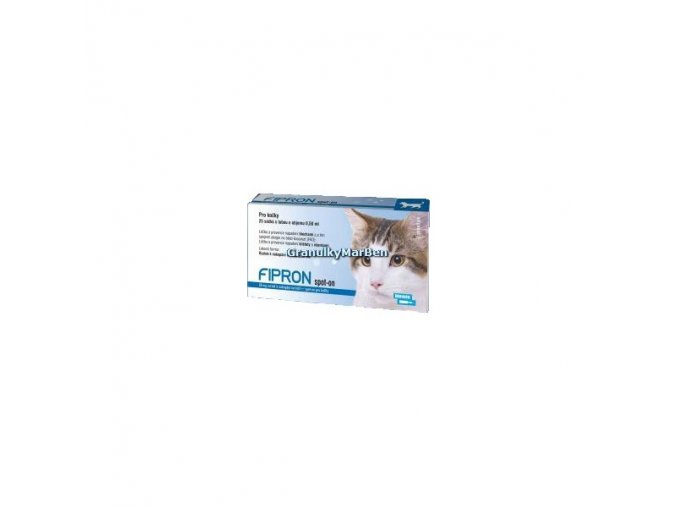 Fipron Spot-On Cat 1x0,5ml