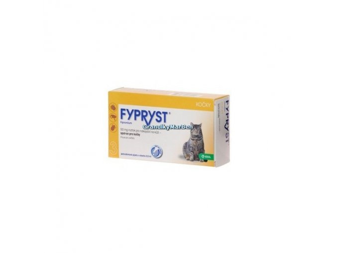 Fypryst Cat Spot-on 1x0,5ml