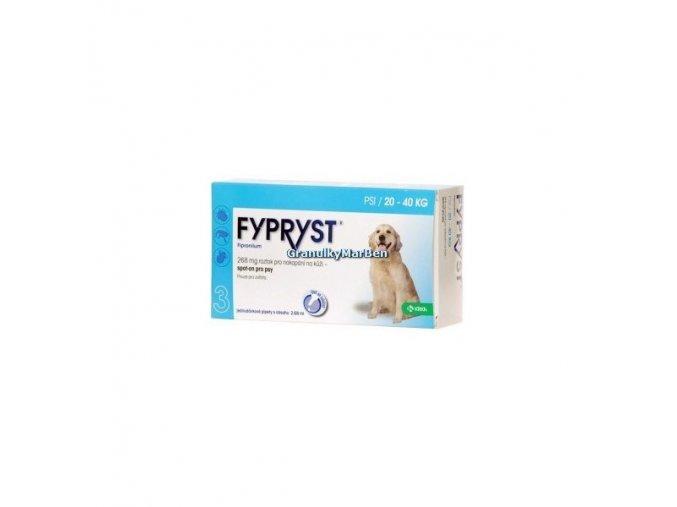 Fypryst Spot-on Dog L 1x2,68ml