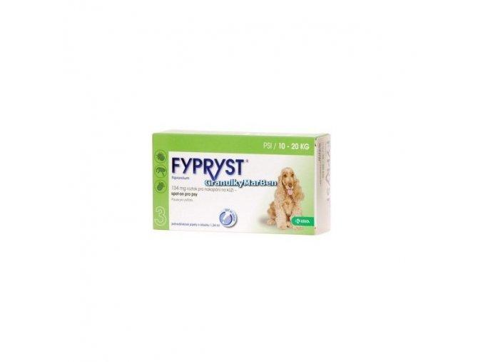 Fypryst Spot-on Dog M 1x1,34ml