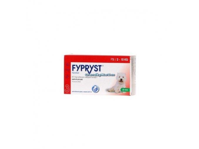 Fypryst Spot-on Dog S 1x0,67ml