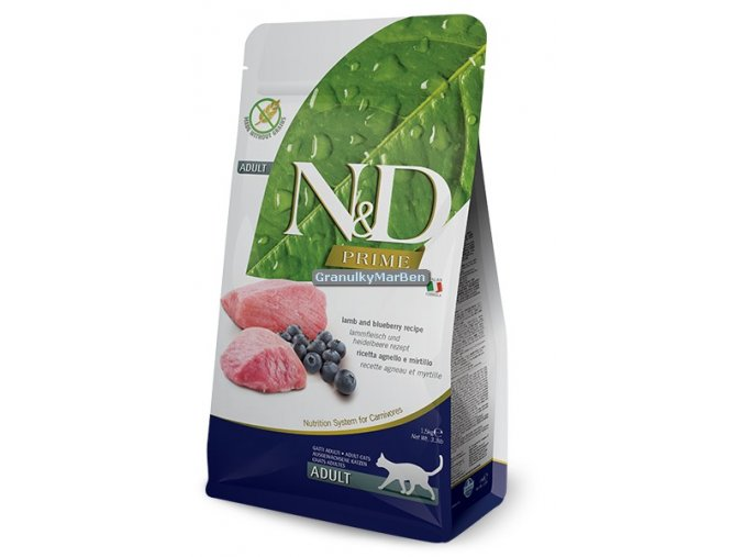 nd prime adult lamb blueberry