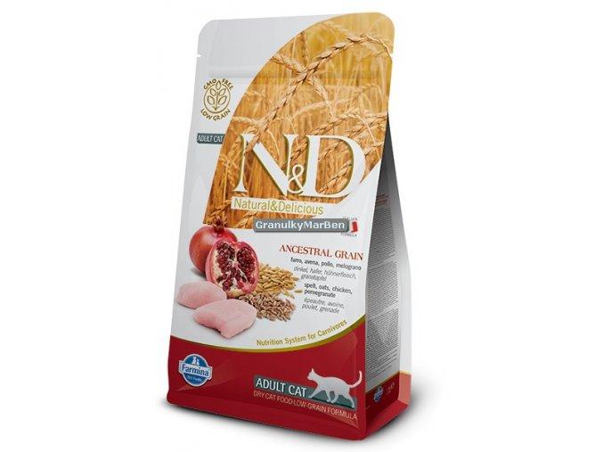 ND Low Ancestral Grain feline Adult CHICKEN
