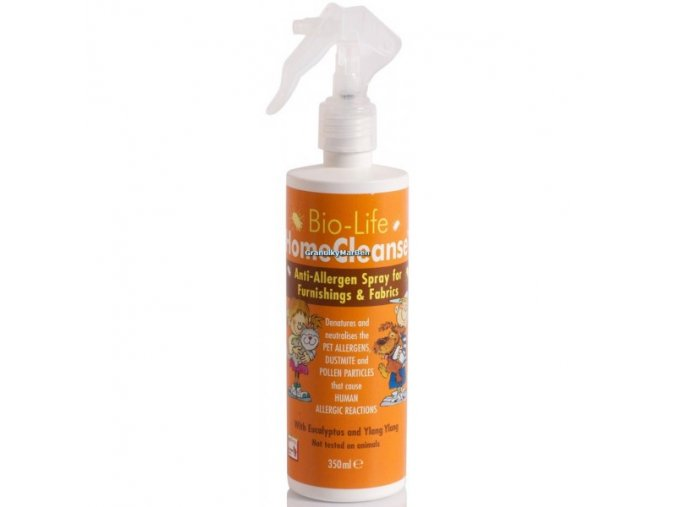 Bio-Life Home Cleanse spray 350ml + rozprašovač