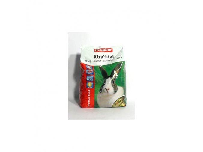 Beaphar X-tra Vital králík 2,5kg