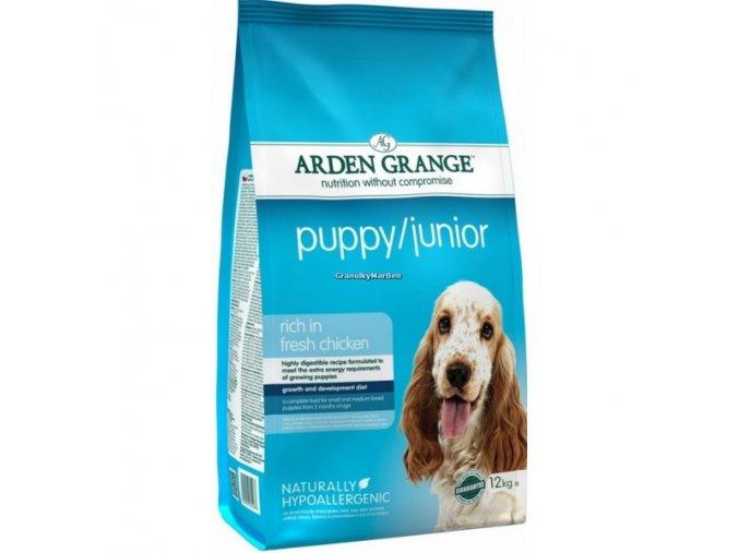 Arden Grange Puppy and Junior