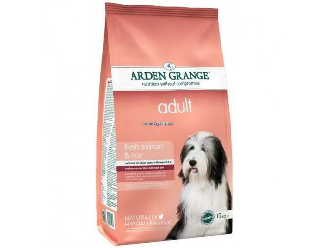 Arden Grange Dog Adult Salmon & Rice