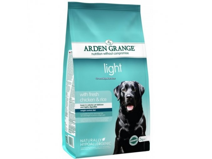 Arden Grange Dog Adult Light