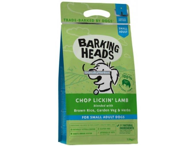 Barking Heads Small Breed Chop Lickin Lamb