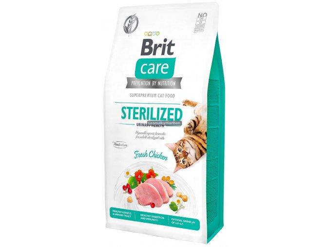 Brit Care sterilized urinary chicken