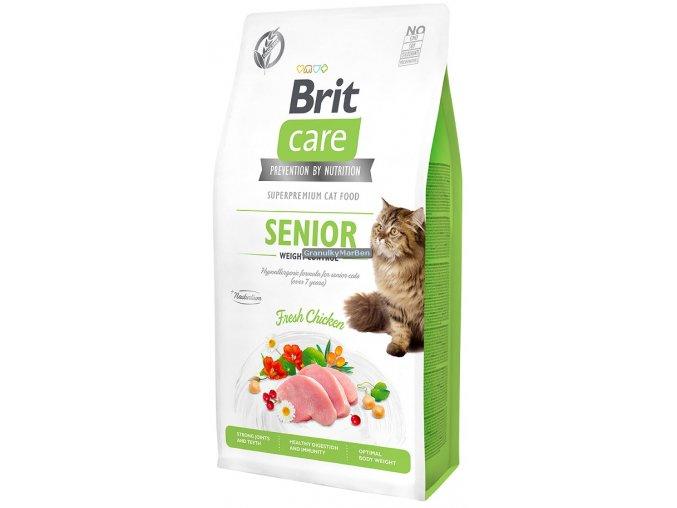 Brit Care senior chicken