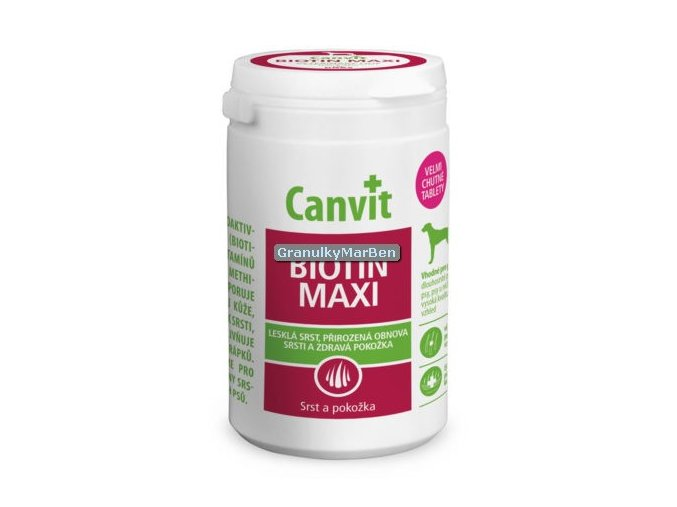 Canvit Dog Biotin Maxi