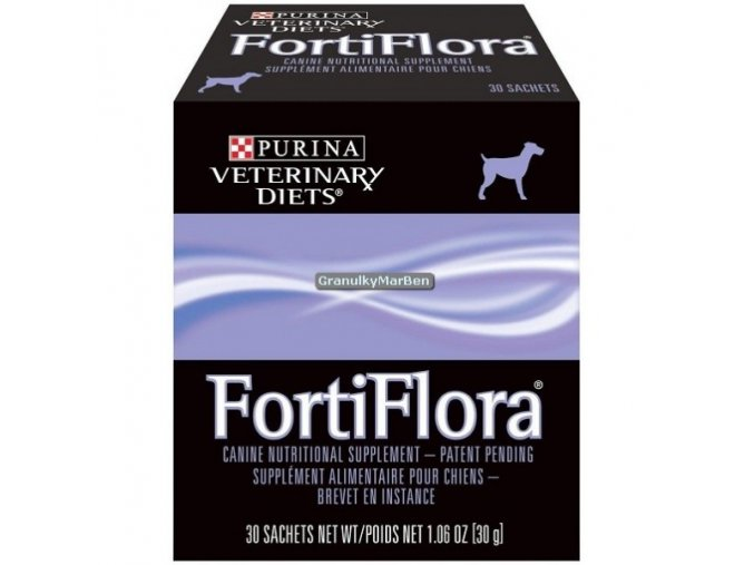 Purina VD Canine Fortiflora 30x1g