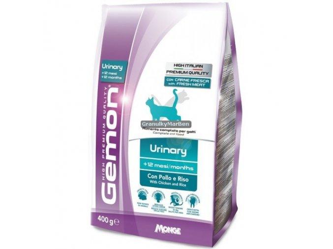 Gemon Cat Urinary Kuře a rýže Hmotnost  400g