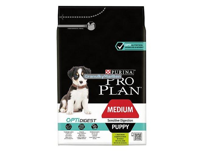 Pro Plan Medium Puppy Sensitive Digestion