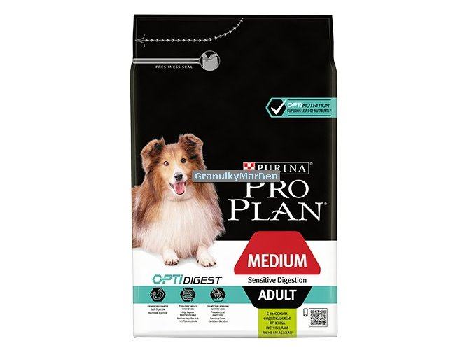Pro Plan Medium Adult Sensitive Digestion