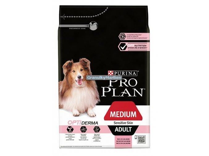 Pro Plan Medium Adult Sensitive Skin