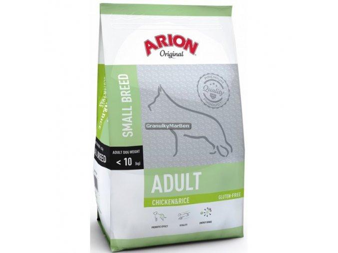 Arion Dog Original Adult Small Chicken & Rice