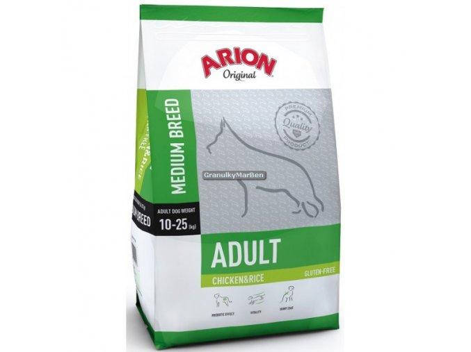 Arion Dog Original Adult Medium Chicken & Rice