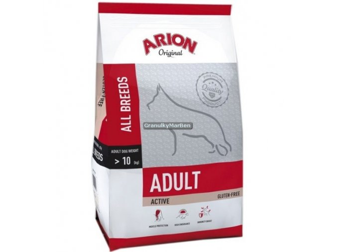 Arion Dog Original Adult Active All Breeds